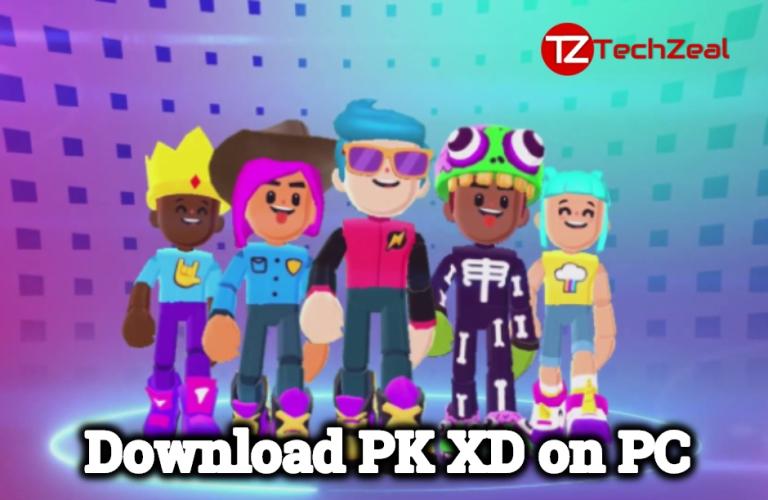 PK XD on PC