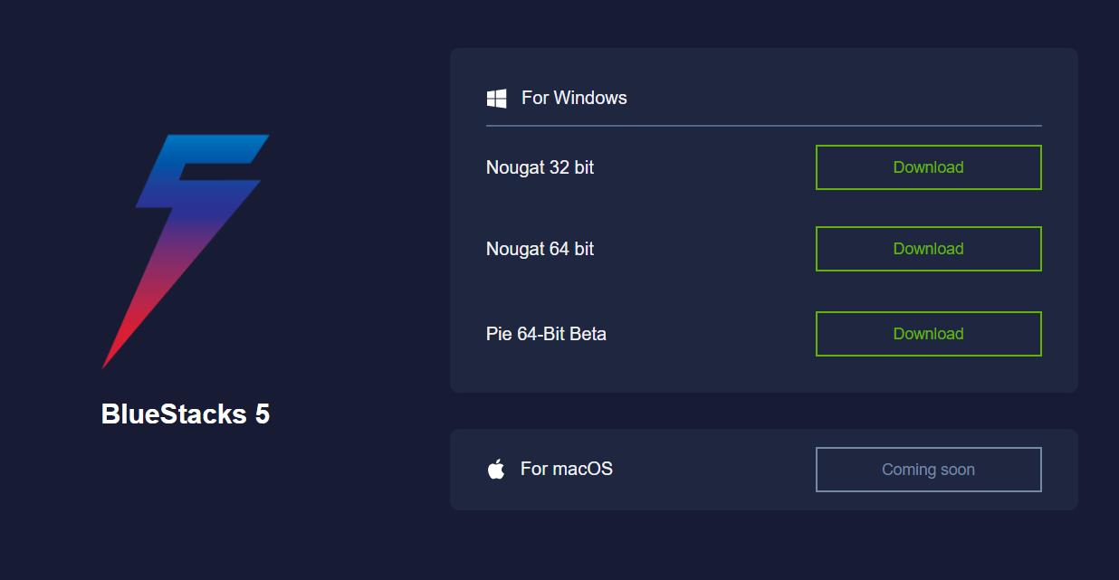 download Bluestacks to play PK XD