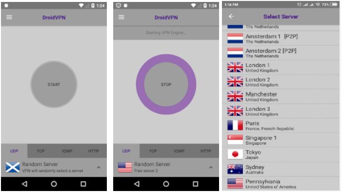 droid VPN premium APK